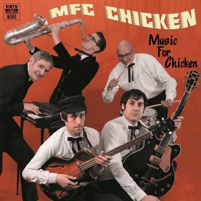 MFC CHICKEN Vinyl Record
