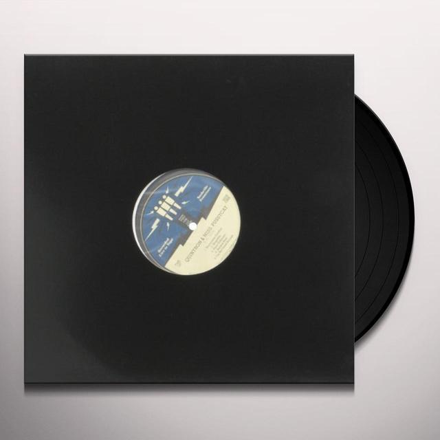 Quintron & Miss Pussycat THIRD MAN LIVE 03-31-2012 Vinyl Record