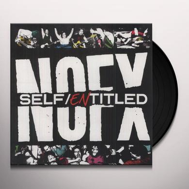 Nofx SELF ENTITLED Vinyl Record