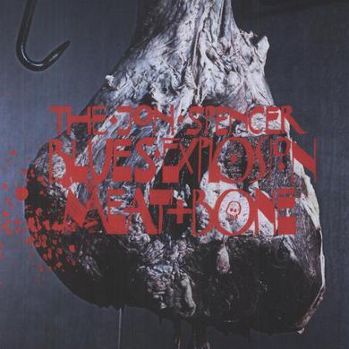 Jon Spencer MEAT & BONE Vinyl Record