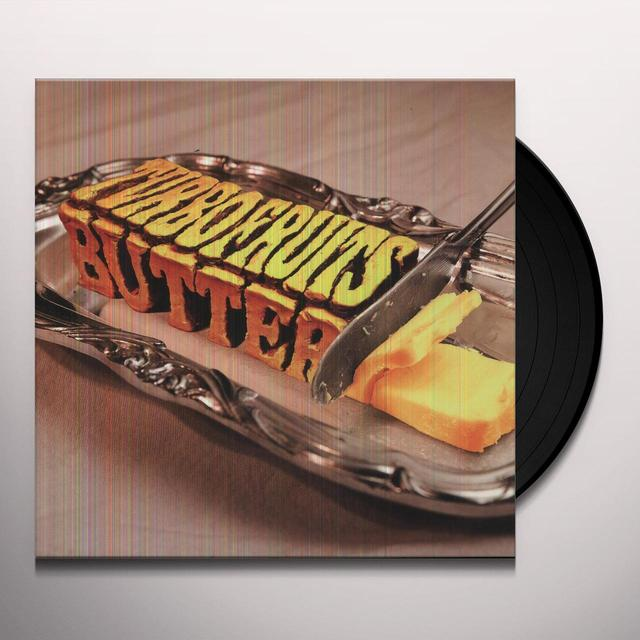 Turbo Fruits BUTTER Vinyl Record