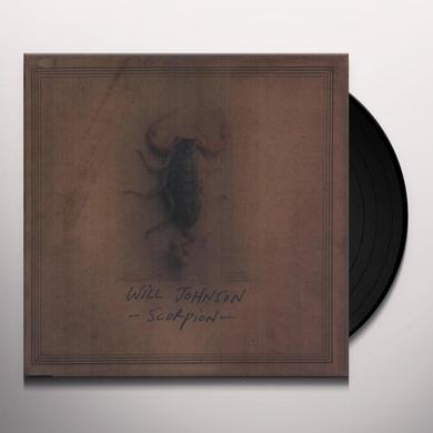 Will Johnson SCORPION Vinyl Record