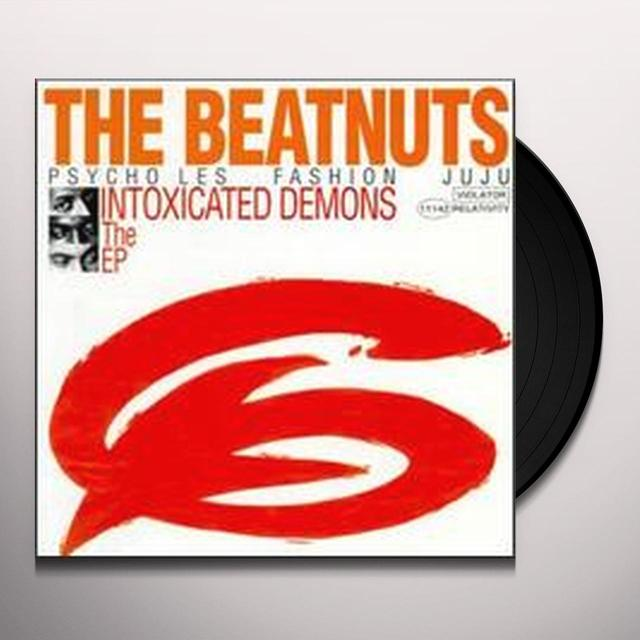 The Beatnuts INTOXICATED DEMONS Vinyl Record
