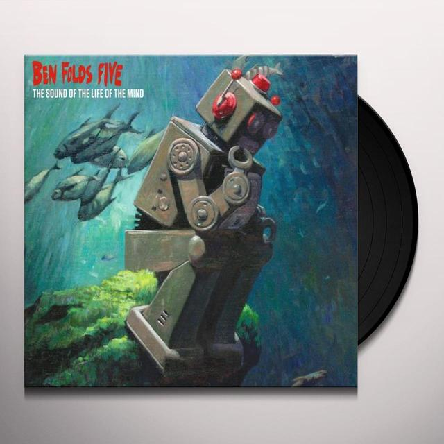Ben Folds Five SOUND OF THE LIFE OF THE MIND Vinyl Record