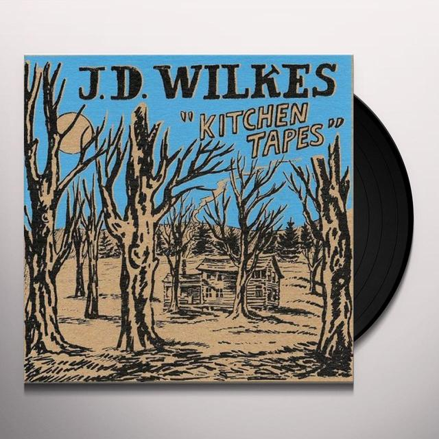 J.D. Wilkes KITCHEN TAPES Vinyl Record