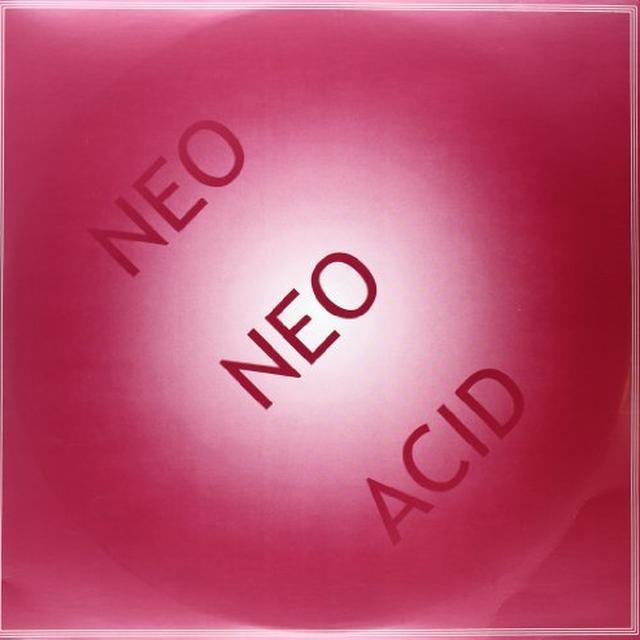 Tin Man NEO NEO ACID Vinyl Record