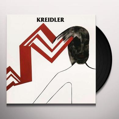 Kreidler DEN Vinyl Record - w/CD