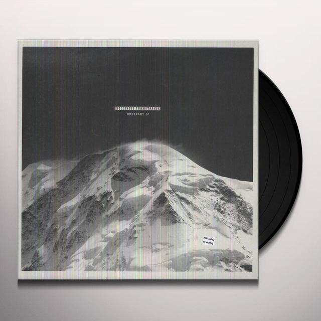 Kollektiv Turmstrasse ORDINARY (EP) Vinyl Record