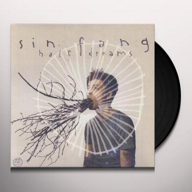 Sin Fang HALF DREAMS (EP) Vinyl Record
