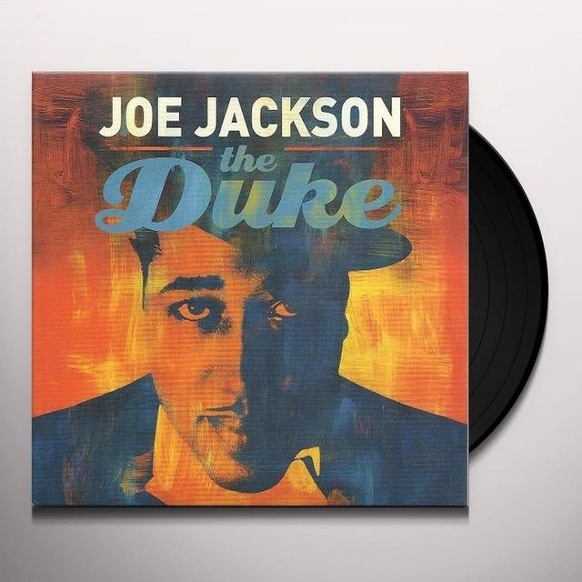 Joe Jackson DUKE Vinyl Record
