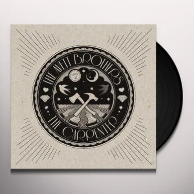 The Avett Brothers CARPENTER Vinyl Record