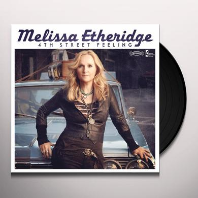 Melissa Etheridge 4TH STREET FEELING Vinyl Record