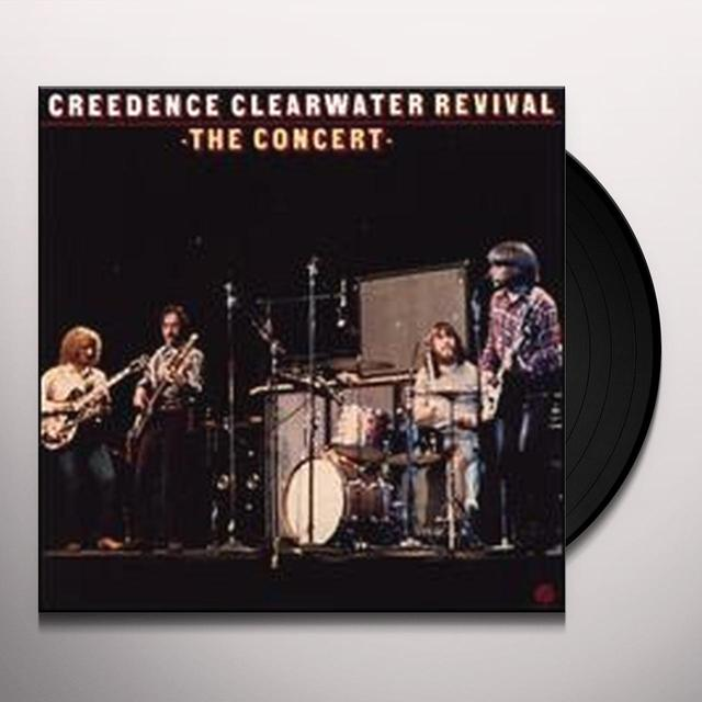CCR ( Creedence Clearwater Revival ) CONCERT Vinyl Record - 180 Gram Pressing