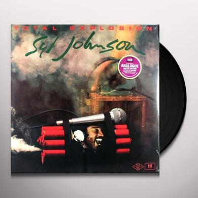 Syl Johnson TOTAL EXPLOSION Vinyl Record - 180 Gram Pressing