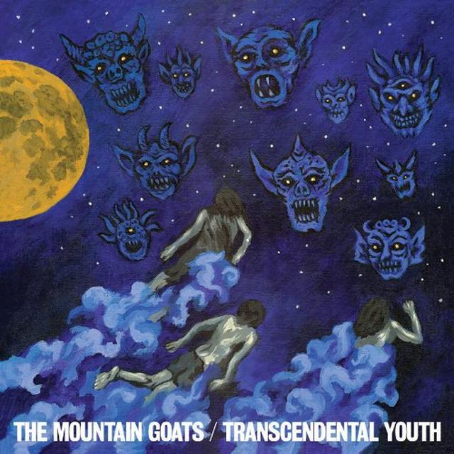 The Mountain Goats TRANSCENDENTAL YOUTH Vinyl Record