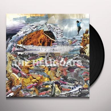 The Heligoats END OF ALL-PURPOSE (BONUS TRACKS) (EP) Vinyl Record