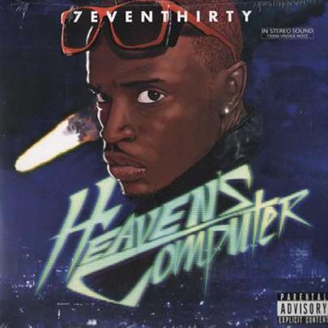 7Even Thirty HEAVEN'S COMPUTER Vinyl Record