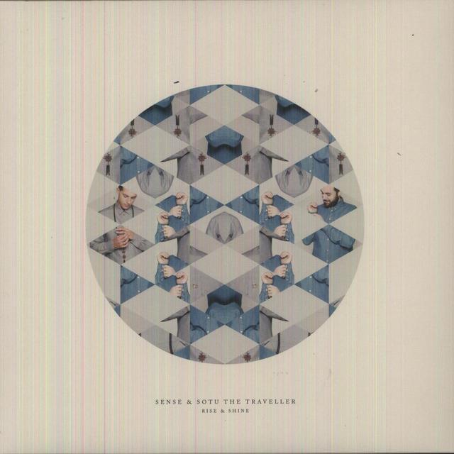 Sens & Sotu The Traveller RISE & SHINE Vinyl Record