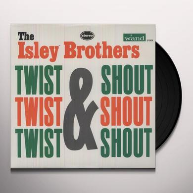 The Isley Brothers TWIST & SHOUT Vinyl Record