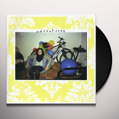 ADVENTURES Vinyl Record