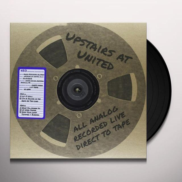 North Mississippi Allstars UPSTAIRS AT UNITED 4 ( 06/7/2012 ) (EP) Vinyl Record