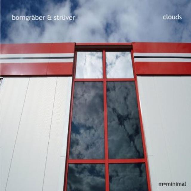 Borngraber & Struver CLOUDS Vinyl Record