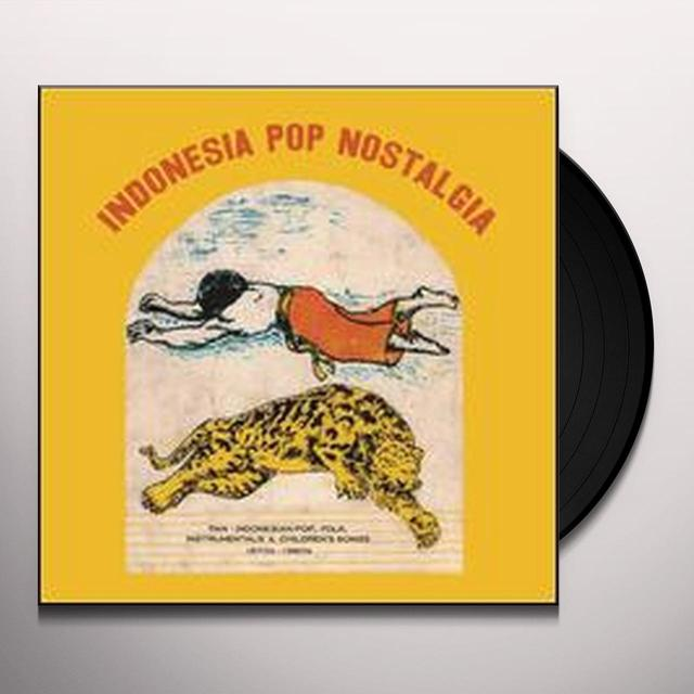 Indonesia Pop Nostalgia / Various (Ltd) INDONESIA POP NOSTALGIA / VARIOUS Vinyl Record - Limited Edition