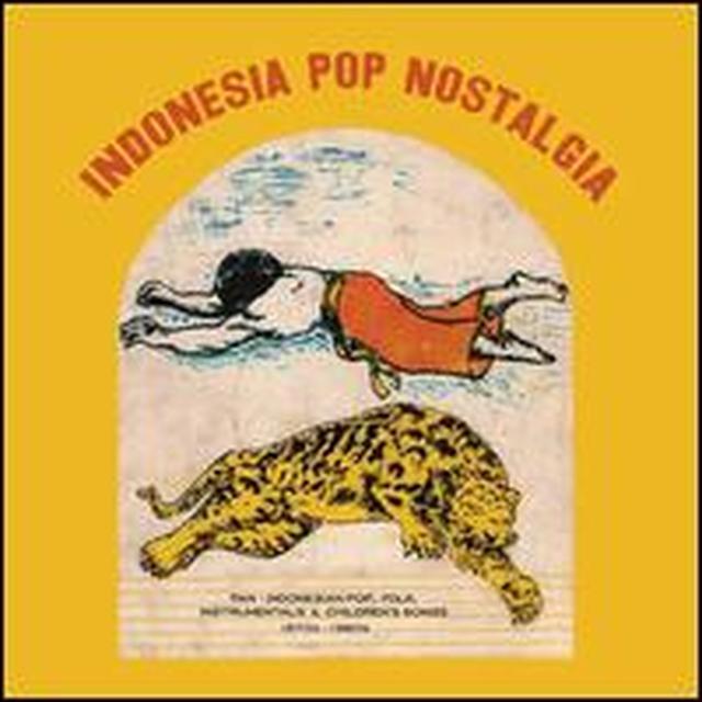 Indonesia Pop Nostalgia / Various (Ltd) INDONESIA POP NOSTALGIA / VARIOUS Vinyl Record - Limited Edition