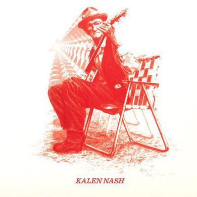 Kalen Nash UKRED Vinyl Record