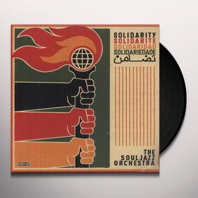 The Souljazz Orchestra SOLIDARITY Vinyl Record