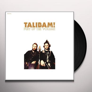 Talibam PUFF UP THE VOLUME Vinyl Record