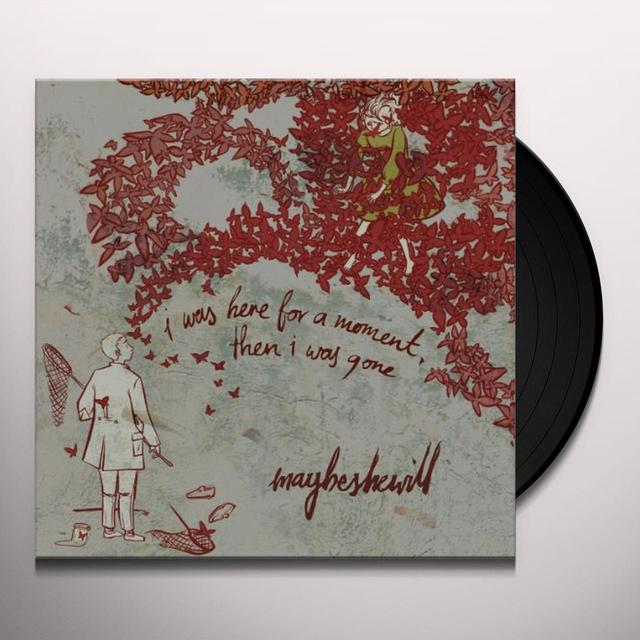 Maybeshewill I WAS HERE FOR A MOMENT THEN I WAS GONE Vinyl Record