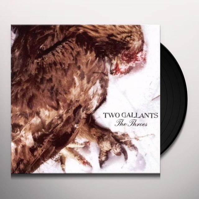 Two Gallants THROES Vinyl Record