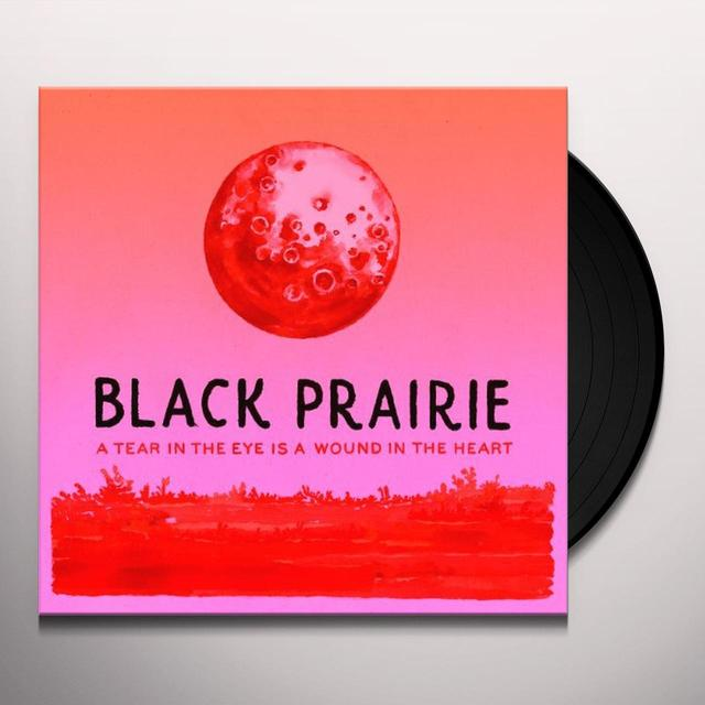 Black Prairie TEAR IN THE EYE IS A WOUND IN THE HEART Vinyl Record