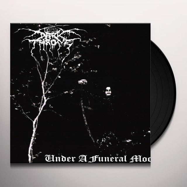 Darkthrone UNDER A FUNERAL MOON Vinyl Record