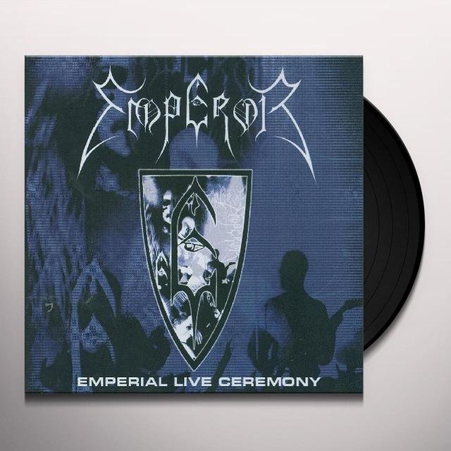 Emperor EMPERIAL LIVE CEREMONY Vinyl Record - 180 Gram Pressing