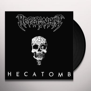 REPUGANT HECATOMB Vinyl Record