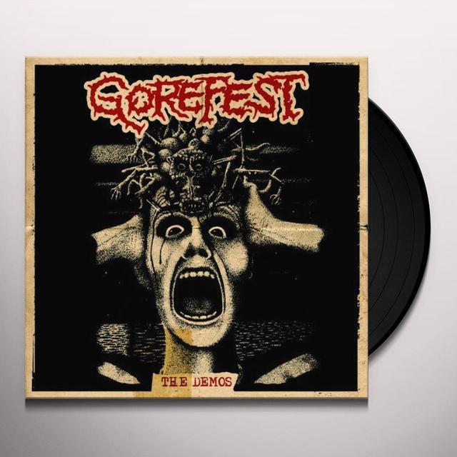Gorefest DEMOS Vinyl Record - Holland Import