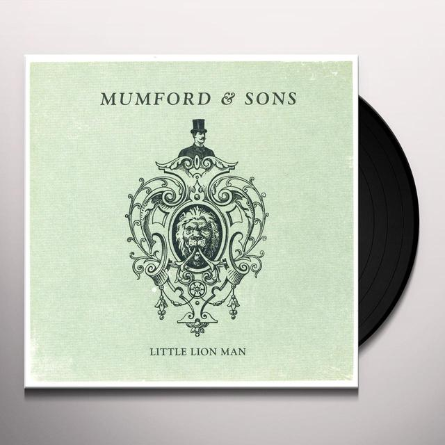 Mumford & Sons LITTLE LION MAN (Vinyl)