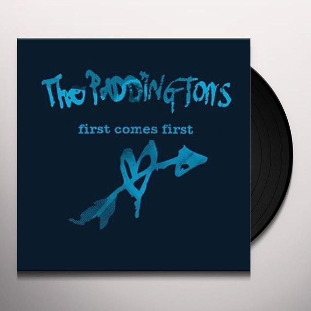 Paddingtons FIRST COMES FIRST (Vinyl)