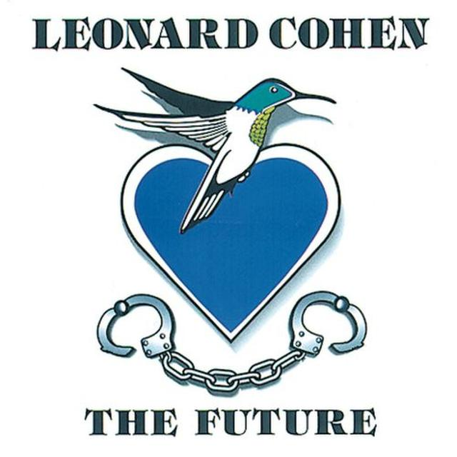 Leonard Cohen FUTURE Vinyl Record