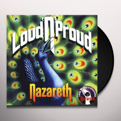 Nazareth LOUD N PROUD Vinyl Record