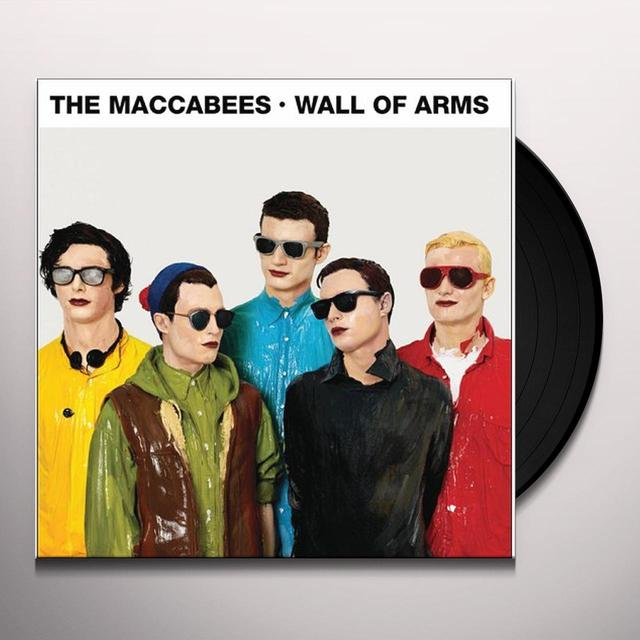 Maccabees WALL OF ARMS Vinyl Record