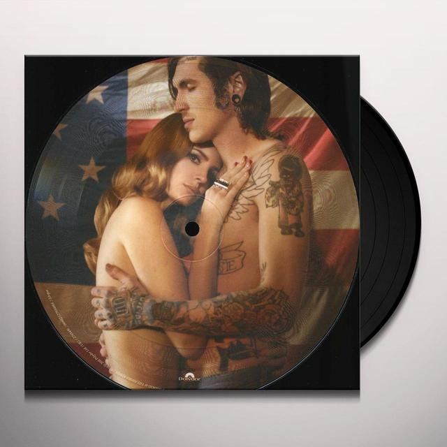 Lana Del Rey BORN TO DIE Vinyl Record