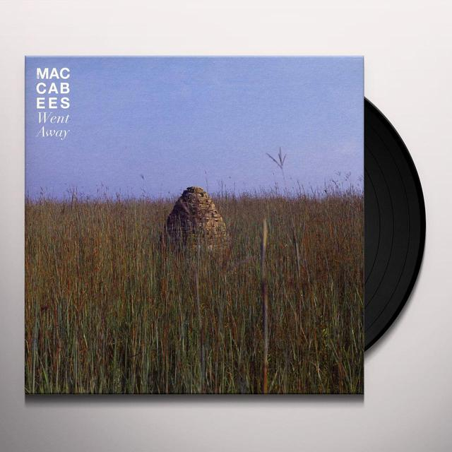 Maccabees WENT AWAY Vinyl Record