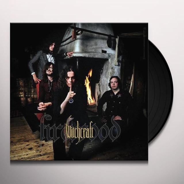 Witchcraft FIREWOOD Vinyl Record