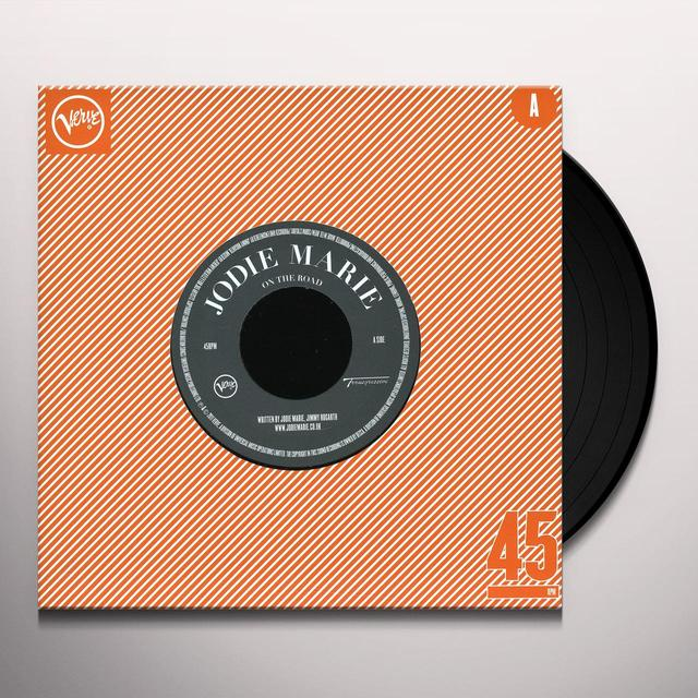 Jodie Marie ON THE ROAD Vinyl Record