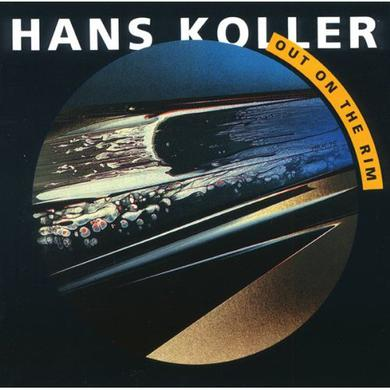 Hans Koller OUT ON THE RIM Vinyl Record