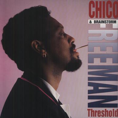 Chico / Brainstorm Freeman THRESHOLD Vinyl Record