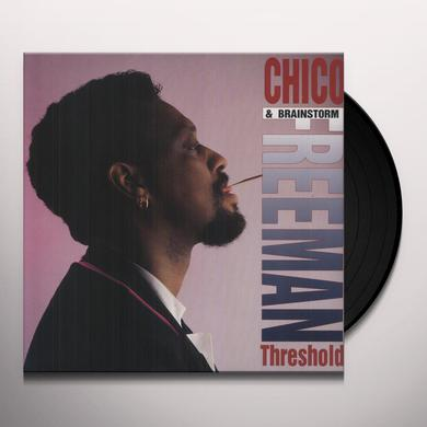Chico / Brainstorm Freeman THRESHOLD Vinyl Record